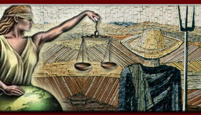 Ley y justicia agraria