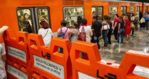Periodista femenina relata su experiencia de acosos sexual en los vagones del metro de la Ciudad de México