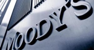 Logotipo de Moodys en Nueva York