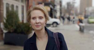 Integrante de la serie Sex and the City se postula como gobernadora de NY