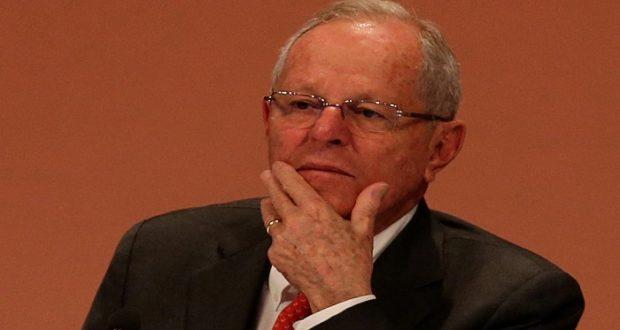 Pablo Kuczynski renuncia a la presidencia de Perú