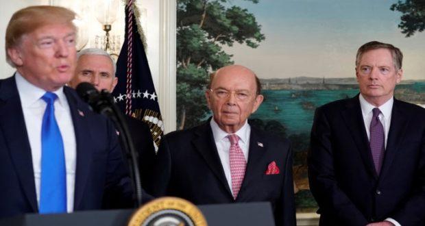 Donald Trump anuncia medidas arancelarias contra China por 60 mil mdd