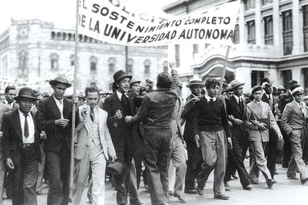 UNAM 1929
