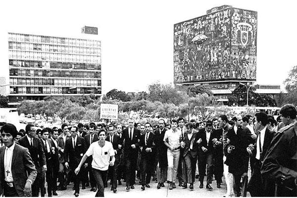 UNAM 1968