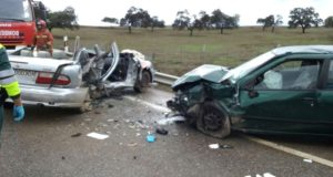 accidentes de carretera