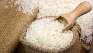 arroz comercio