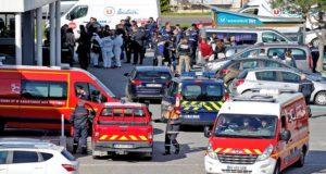 """Fue un ataque terrorista"": presidente de Francia;"