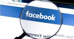 facebook trabajo
