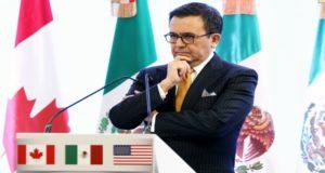 """Guajardo pide a legisladores que """"no cambien ni una coma"""" del T-MEC"""