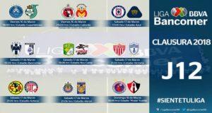 Veracruz podría quedar a un solo punto del descenso si no consigue el triunfo en la fecha doce del Clausura 2018, mientras que Santos tendrá una difícil prueba en Puebla.
