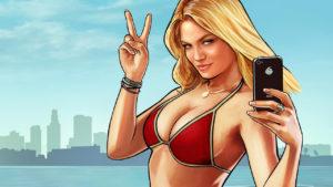 Personaje Lacey Jonas en GTA V
