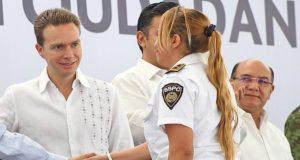 Manuel Velasco, gobernador de Chiapas, busca el Senado por el PVEM