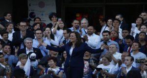 Margarita Zavala se registra como independiente ante el INE; renuncia a financiamiento
