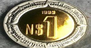 Monedas de nuevos pesos recuperan su valor en ventas por Internet, ya que son muy cotizadas entre expertos y coleccionistas y los precios de venta de una moneda de N$1 pueden llegar a valer hasta unos mil 300 pesos.