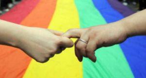 parejas del mismo sexo