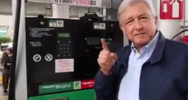 Las promesas de campaña de AMLO incluyen cambios en el sector energético que, según asegura, podrán `congelar´ los precios de las gasolinas. La pregunta es ¿es posible? Esto dicen los expertos.
