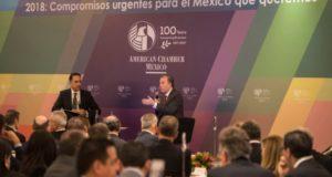 """""""No hay partidos corruptos, hay políticos corruptos""""; José Antonio Meade"""