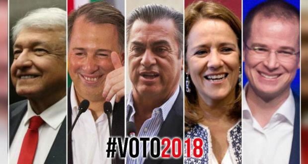 Primer Debate Presidencial 2018 EN VIVO: Hoy se enfrentan los presidenciables 8pm