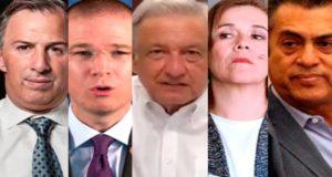 Primer debate presidencial aviva incertidumbre en México. Peso cae a su peor nivel del año