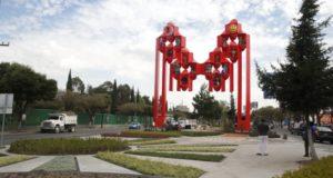 Jardín Lineal de Metepec, muestra cultural e identidad del Pueblo Mágico