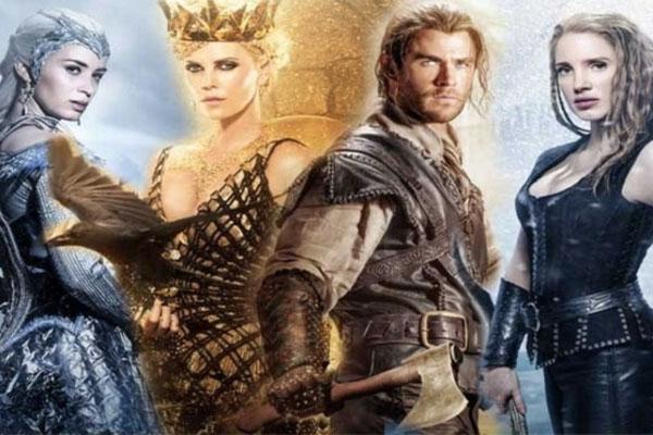 La plataforma de streaming dio a conocer los títulos que llegarán a su sitio durante el mes de abril, destacando Bill Nye Saves the World y El cazador y la reina del hielo.