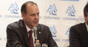 En el proceso de transición han pasado cosas con saldo negativo, dice la Coparmex