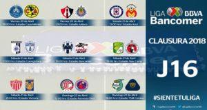 En la penúltima jornada del Clausura 2018 podríamos conocer al equipo que estará perdiendo la categoría, mientras que varios equipos se juegan una de sus últimas cartas para entrar a liguilla.