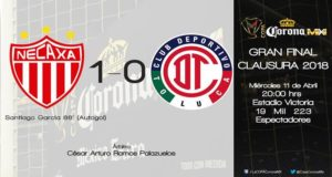 Luego de 20 años sin ganar un trofeo como equipo de primera división, Necaxa finalmente rompió el maleficio al coronarse en la Copa MX Clausura 2018.