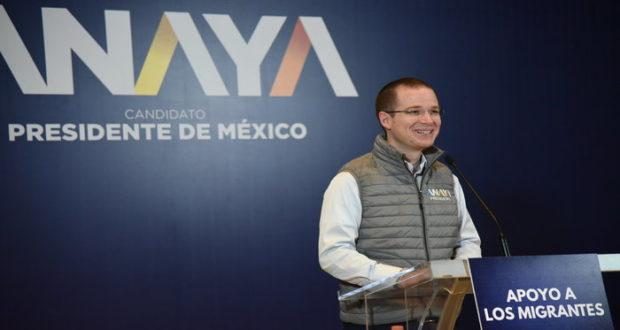 Tras darse a conocer el fallo del TEPJF en contra de la PGR y a favor de Ricardo Anaya, el candidato a la Presidencia dio su opinión sobre la situación.