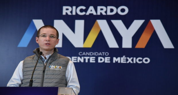 En conferencia de prensa, el candidato a la Presidencia de México presentó sus propuestas para beneficiar a los mexicanos que viven al norte de nuestras fronteras.