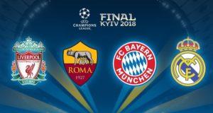 Gracias a un penal en tiempo agregado, Real Madrid evitó una eliminación y se une a Liverpool, Bayern Munich y Roma en las semifinales.