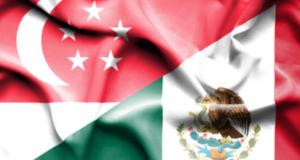 Singapur y Mexico