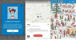 Google Maps te permite jugar a encontrar a Wally en sus mapas