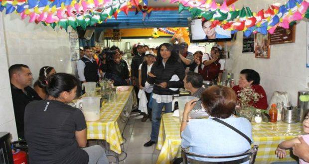 Elecciones cdmx 2018 barrales dice que su campa a es de for Alejandra s mexican cuisine