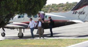 Viaje en avioneta que usó AMLO costó 13 mil 200 pesos por pasajero: Durazo
