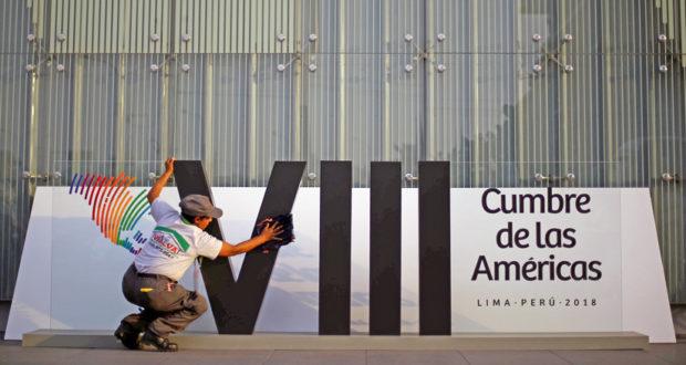 Cumbre de las Américas 2018: Líderes de América defienden comercio sin Trump ni Maduro