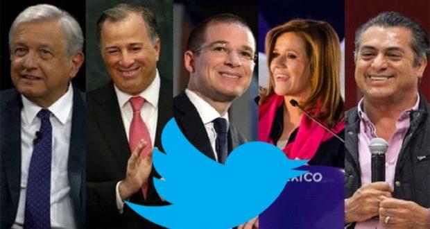 debate presidencial en twitter