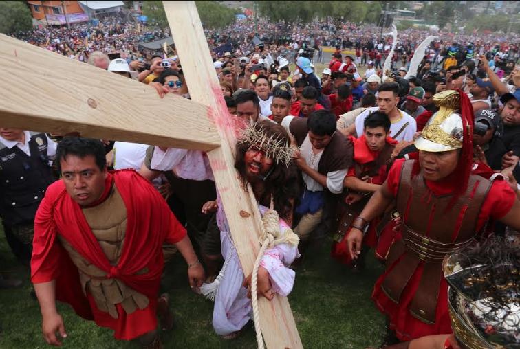 Pasion Cristo Javier Rios