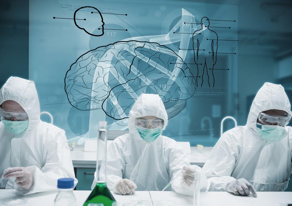 laboratorio genética