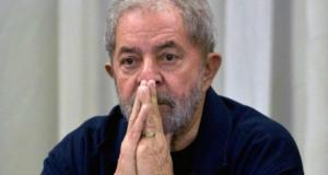 Luiz Inácio Lula da Silva en prisión