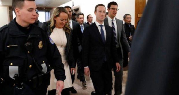 Mark Zuckerberg comparece ante el Congreso de EU (En Vivo)