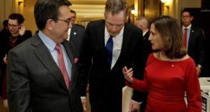 Negociaciones del TLCAN continuarán en la Cumbre de las Américas, pero hay visiones encontradas sobre la posibilidad de que se pueda lograr avances significativos en las semanas próximas.