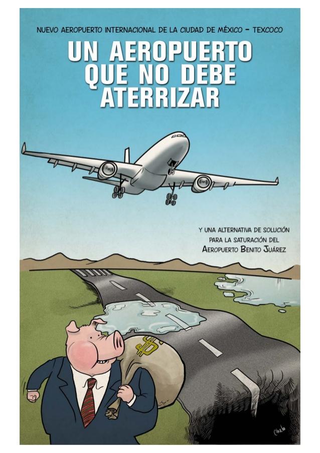 Nuevo Aeropuerto Internacional de la Ciudad de México: Historieta AMLO