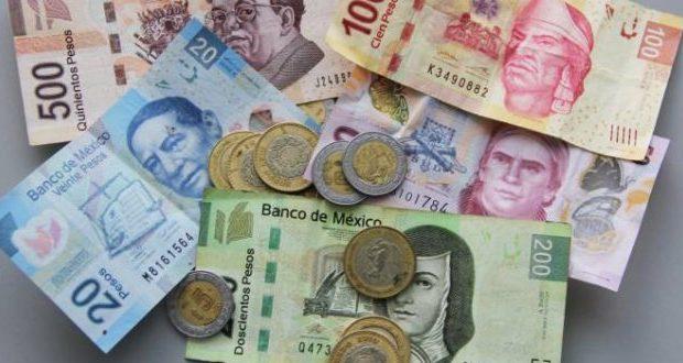 Pesos mexicanos