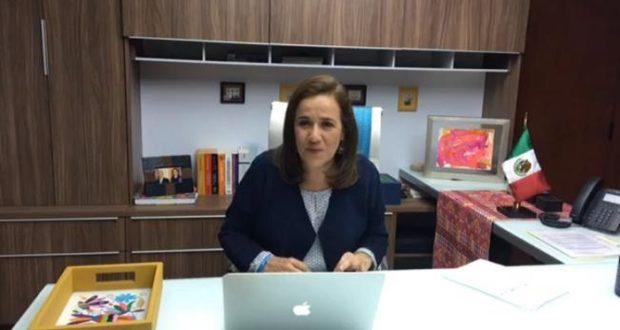 House of Cards le dedica un mensaje a Margarita Zavala en Twitter