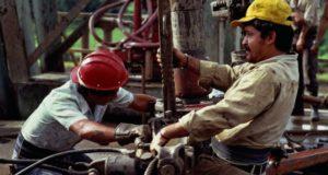 Trabajadores de México en Pemex