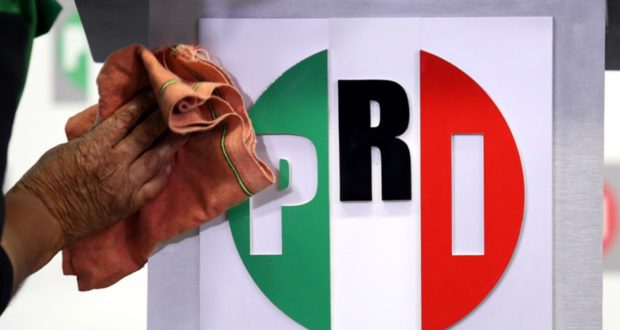 PRI elecciones 2018.