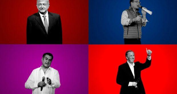 Candidatos presidenciales-ciencia y tecnología