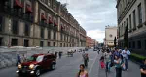 Calle Corregidora, Ciudad de México