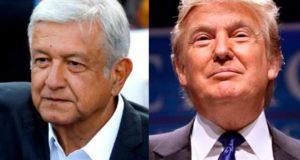 Presidente de México y Presidente de Estados Unidos